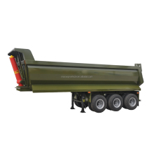3 Axle 40 Ton Cheap Price Heavy Duty Dump Semi Trailer Truck Tipper Trailer for sale in UAE