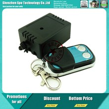 12v wireless remote control for access control system