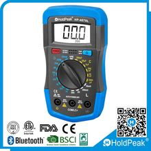 LCR Meter Multimetro Ammeter Multitester UNI-T True RMS LCD Display Electrical Digital Multimeters