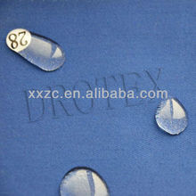 breathable water repellent oil resistant fabric for protective clothing