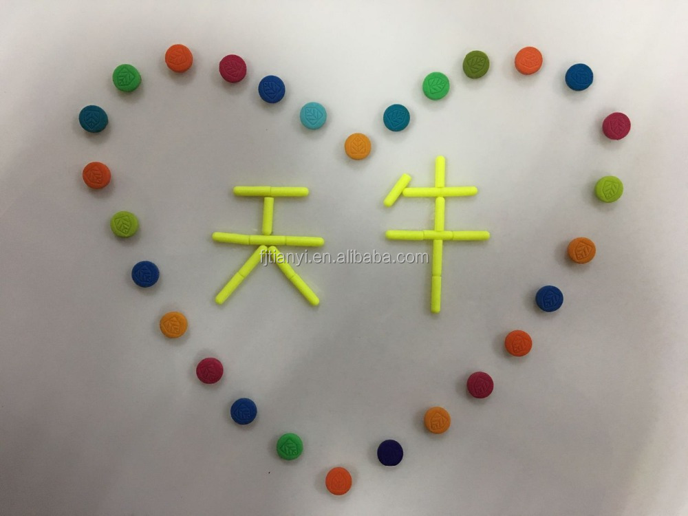 Colorful Plastic injection Molding Buttons for Children Clothing