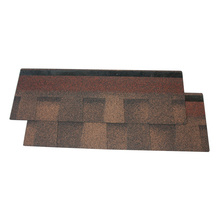 best quality fashionable colored roofing laminated asphalt shingle