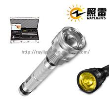 85W HID 9300mah xenon searchlight tactical flashlight spotlight
