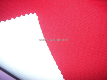 TPU laminated taslon fabric