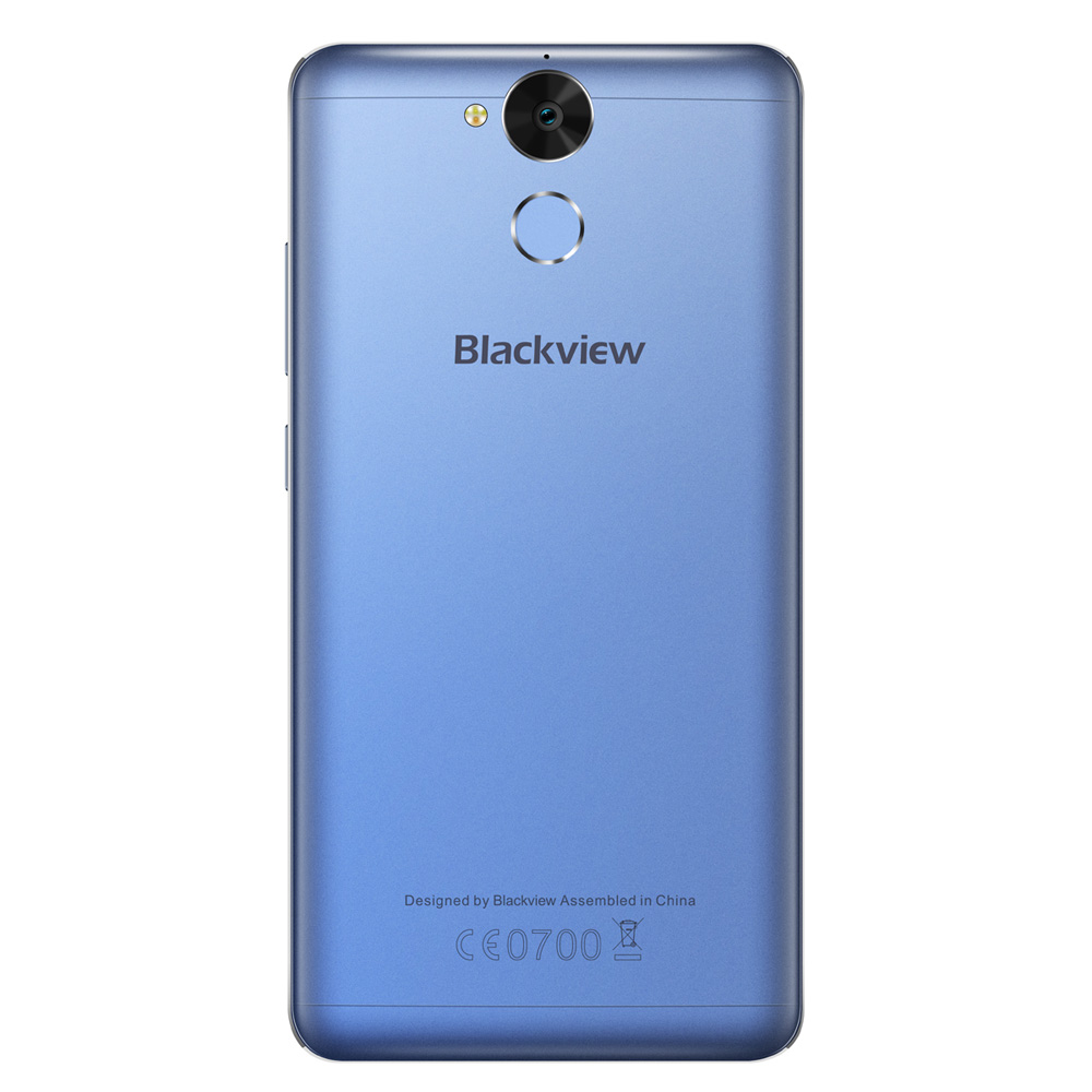 Blackview P2 4GB+64GB smartphone 6000mAh Battery 5.5 inch Android 6.0 13MP+8MP Camera Mobile Phone