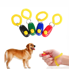 Colorful Customized Printed Promotional Gift Dog Pet Training Clicker