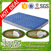Single size good quality soft bunk bed foam matress