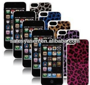 "Plastic cover for iphone 5"" case pc new fashion design"