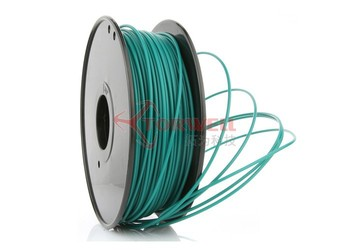 1.75 / 3mm Temperature sensitive ABS 3D printer cables 3D filament for DIY 3D Printer RoHS Certificated