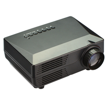 2017 Hot Sell Powered by Power Bank 150 Ansi Lumens UC28 Cheap LED Mini Pocket <strong>Projector</strong>, Small Size Proyector