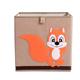 Best selling cartoon animal pattern home children's toy living storage box