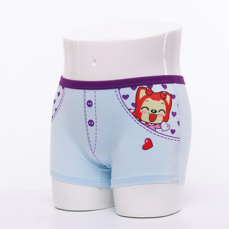 Suerhuai Knitting Underwear Co Ltd : Cute girl cartoon underwear view oem