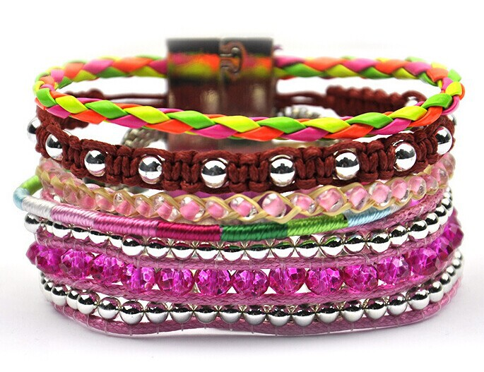 Latest Hot Selling European Style Trendy Bracelet 2014 B799-006