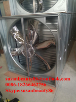 1380*1380*450 stainless steel exhaust fan with ac motor for sale