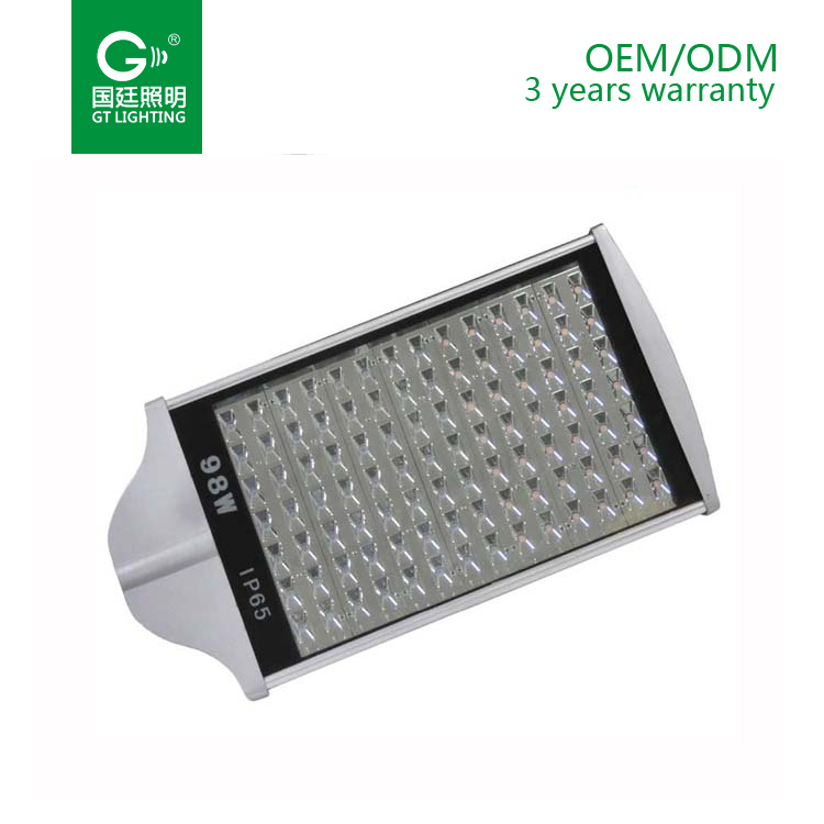 High bright odm 110w 125w led street lamp ,IP65 outdoor 36w 45 watt cob 50 watt 100 watt solar led street light