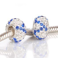Wholesale 925 sterling jewelry Fashion Fits Pandora style Beads HZ-01