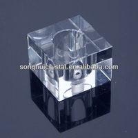 Crystal glass LED light lamp chimney,Meadls changeliers lights shade decorative Cover