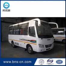 Manual Transmission Type and 19-28 Seats 18 seat RHD mini bus Euro 4 passenger bus