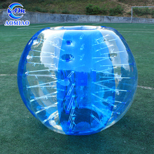 Football games inflatable body zorb ball loopyball/bubble soccer