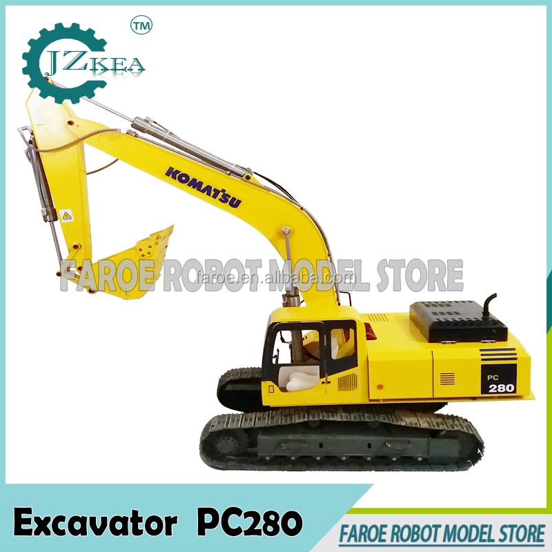 1:8 RC Hydraulic KOMATSU Excavator PC280 <strong>model</strong>