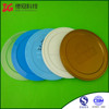 Wholesale customise plastic milk can lid