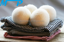 6-Pack dryer ball Pure Organic Non-Toxic eco Wool Dryer Balls laundry washing ball