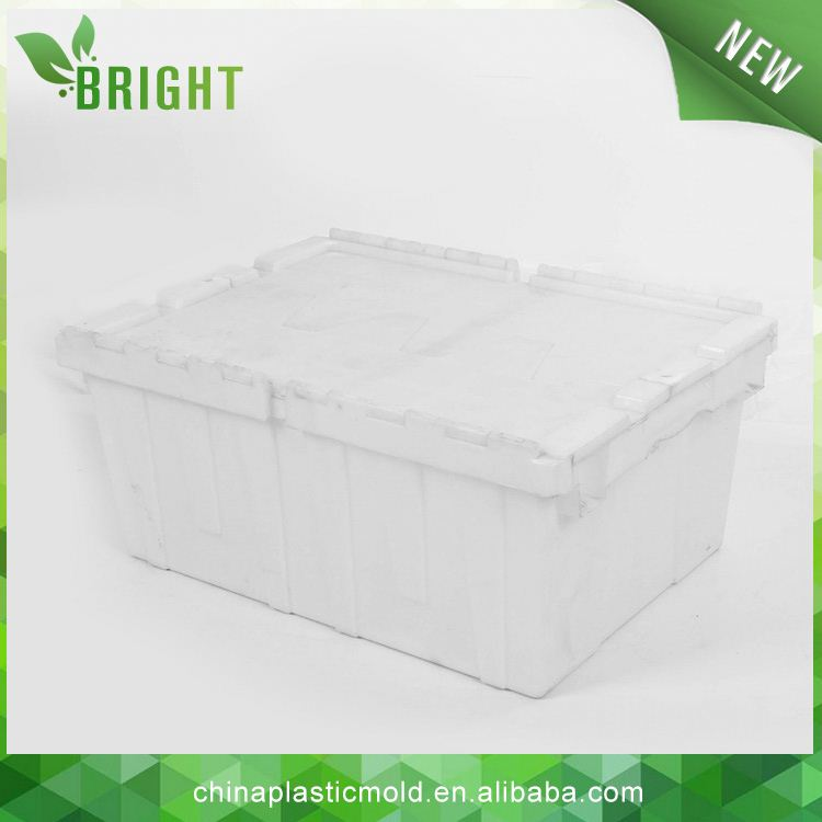 large stackable plastic vegetable and fruit crate plastic crate manufacturers plsatic crate with lid fruits and vegetables