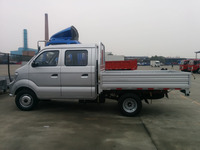 Sinotruk CDW 4x2 china double cab mini elf 1 ton mini truck