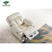 Wholesale electric leather sofa recliner, fabric recliner china leather sofa <strong>furniture</strong> for uk market