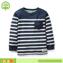 children t shirts, Hitz cotton long sleeve boys and girls T-shirts, color tie pattern, fashion round neck pullovers