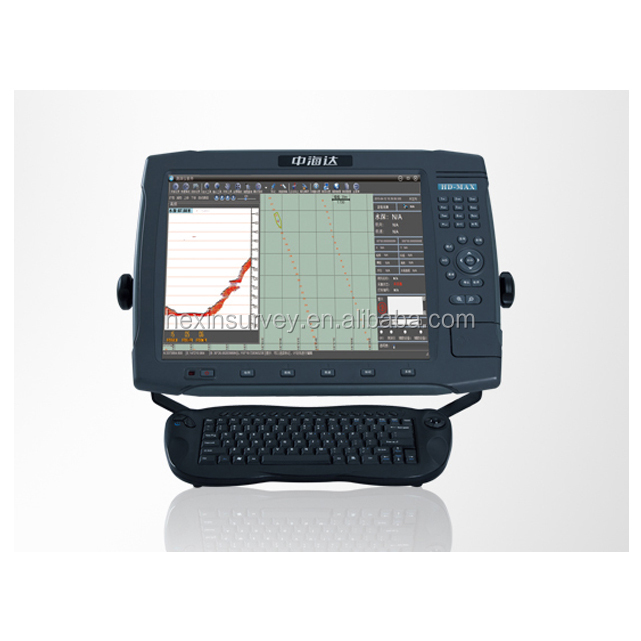Hot sale hydrographic survey depth measuring instrument Hi-target HD-MAX echo sounder with gps
