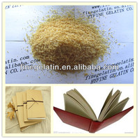 hot melt glue bookbinding glue/industrial gelatin powder price for hardcover book