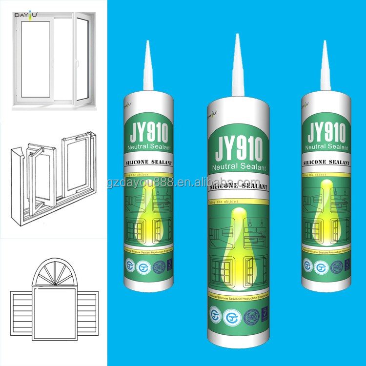 JY910 low price and high quality bitumen joint sealant silikon sealant for aluminum and metal