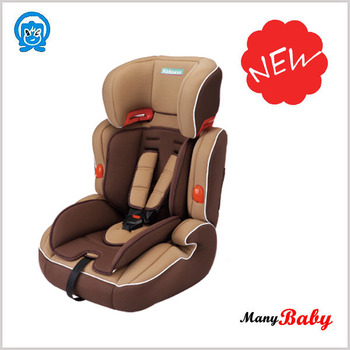 Festival gift inflatable baby car seat, Luxury Design Safety car seat for 0-12 years old