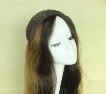 Customed Especially Blond Color Max Natural Black Color Brazilian Hair Jewish Wig Kosher Wig