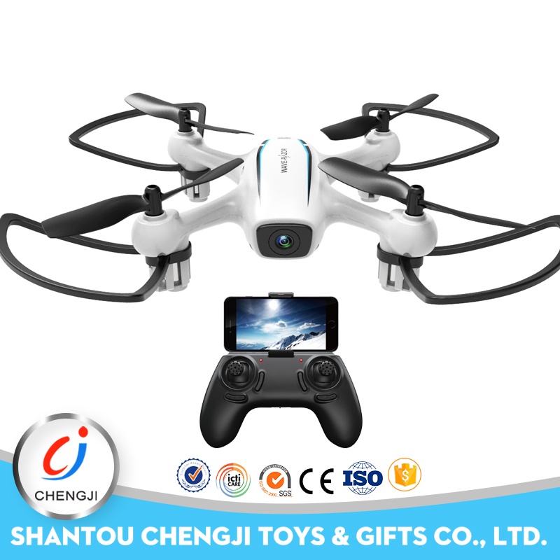 Hot selling 2.4G four channel remote control fishing drone with Camera