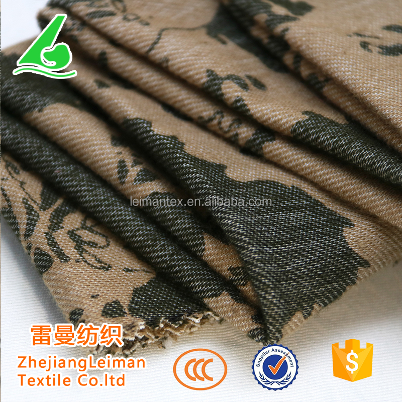 Fashion style polyester/cotton pocketing cotton denim fabric