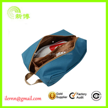 600D Gym golf Shoe Bags with Printing Logo