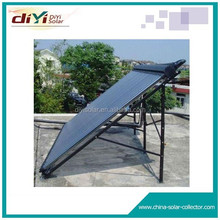 CPC solar thermal swimming pool solar collector