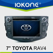 Toyota RAV4 After 2008 Car Stereo with bluetooth 7inch