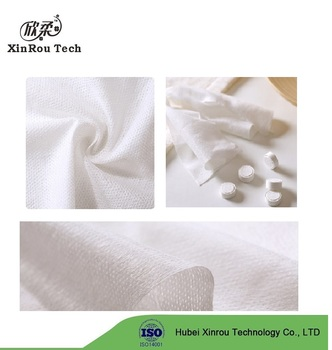 Cotton Non Woven Fabric Roll for Compressed Face Towel Making