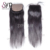 Stock 100% Virgin Human Hair Silky Base Closure Straight Remy Weft Extensions With Cuticle Intact Wholesale Grade 11A
