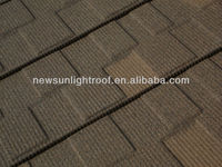 China Factory Direct Roofing Material,High Quality Cheap Price Stone Coated Metal Roofing Tiles For House