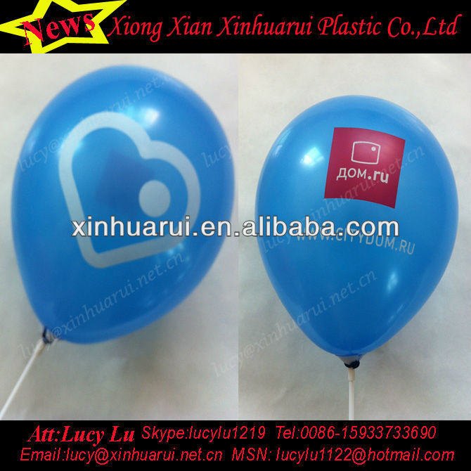 inflatable floating advertising gas balloon