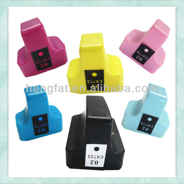 Compatible Ink Cartridge for HP 02