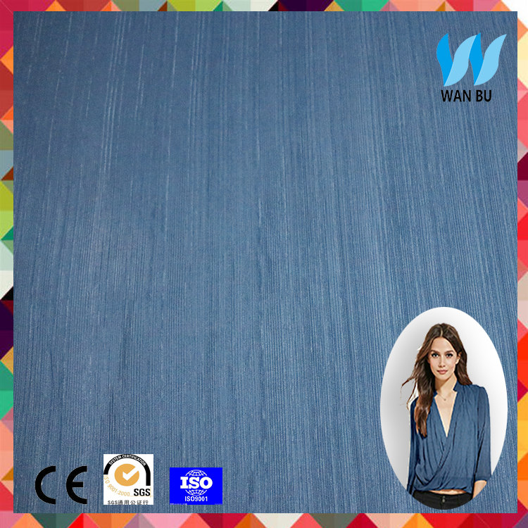 high-grade 100%organic cotton knit fabric wholesale