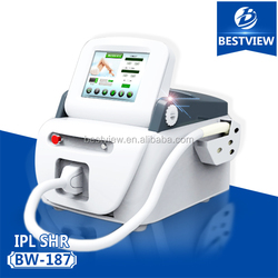 2016 laser hair removal machine e light ipl rf beauty equipment
