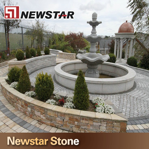 Garden Stone Large Outdoor Water Fountains