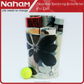 NAHAM Funny Decorative Flowers Furniture PP plastic waste bins