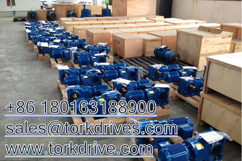 k series helical gearboxes k37-k187 details